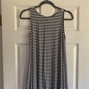 Women's tee shirt dress